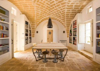 Masseria Celano, office