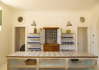Masseria Celano, shopping room