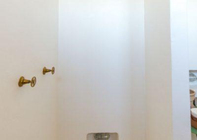 Appartamento Tartaruga, doccia