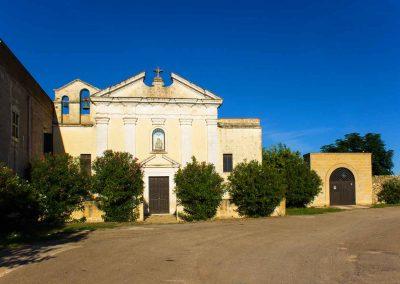 Madonna della Mutata sanctuary